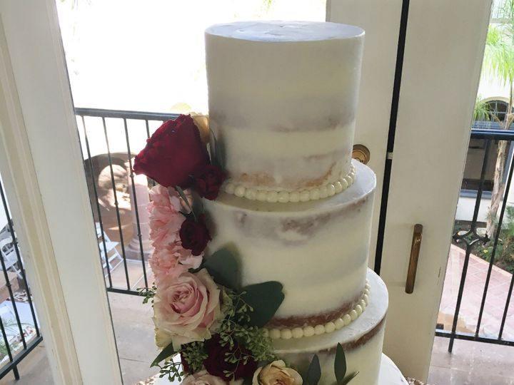 Tmx 1510015452360 Img3810 Bakersfield, CA wedding cake