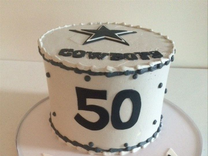 Tmx 1450331646472 Dallas Cowboys Washington, District Of Columbia wedding cake