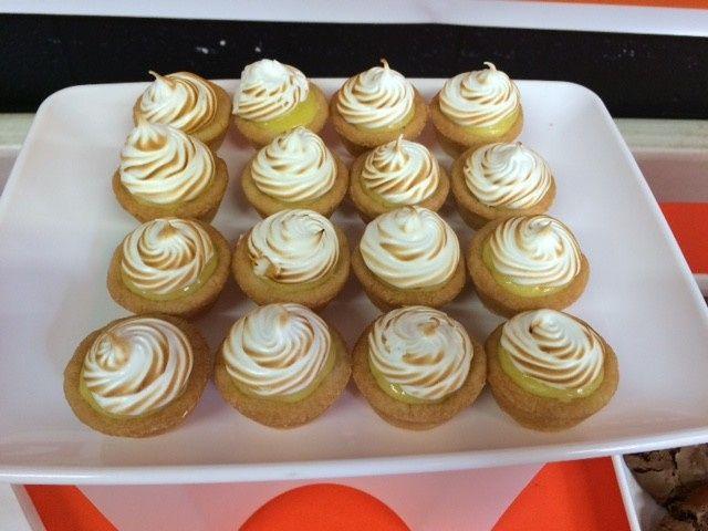 Tmx 1450420408984 Lemon Merigine Tarts Washington, District Of Columbia wedding cake