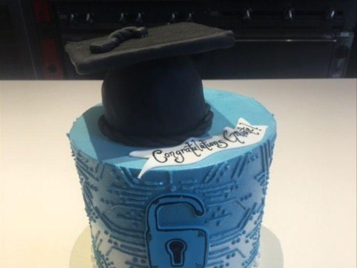 Tmx 1476108934605 Cyber Security Cake2 Washington, District Of Columbia wedding cake