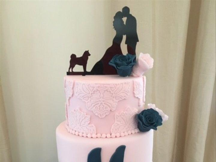 Tmx 1476112542827 Morris Wedding Cake1 Washington, District Of Columbia wedding cake