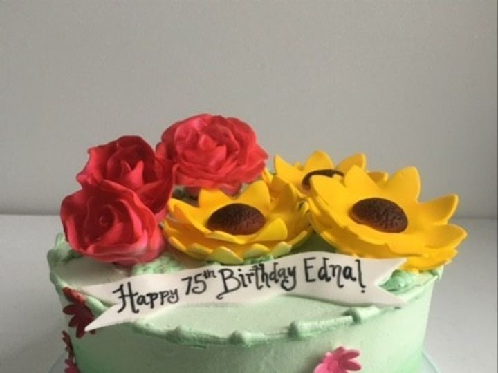 Tmx 1476122880323 Edna Birthday Cake Washington, District Of Columbia wedding cake