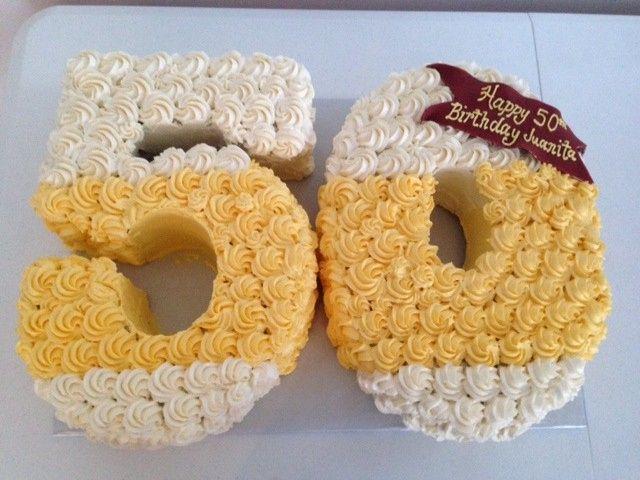 Tmx 1476123012059 Juanita 50th Bday Cake Washington, District Of Columbia wedding cake