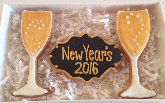 Tmx 1476123853767 New Years Cookies Washington, District Of Columbia wedding cake