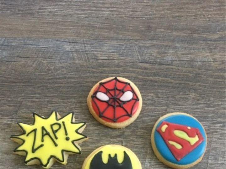 Tmx 1476124775853 Superhero Cookies Washington, District Of Columbia wedding cake