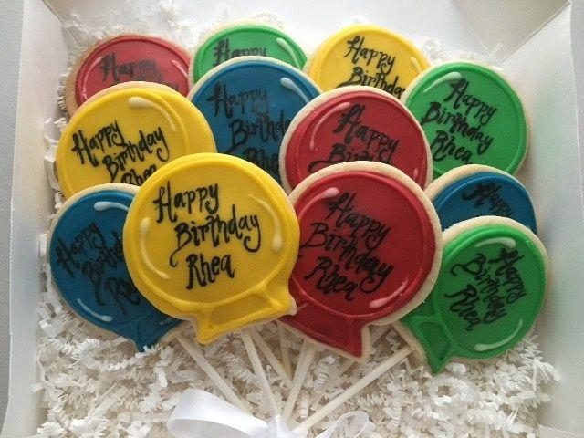 Tmx 1494420683341 Balloon Stick Cookies Washington, District Of Columbia wedding cake