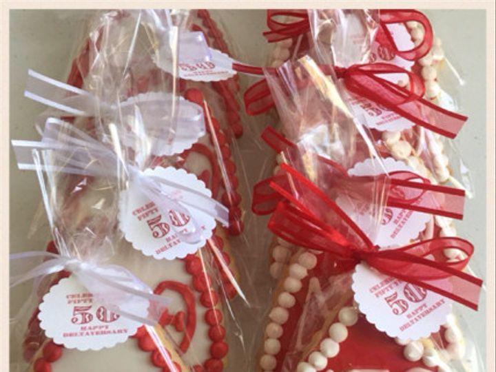 Tmx 1494420701744 Delta Cookies Collage With Name Washington, District Of Columbia wedding cake