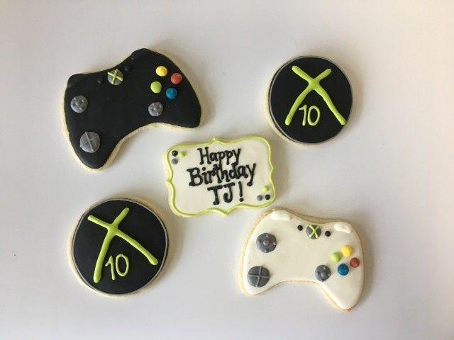 Tmx 1494420810682 Video Gaming Cookies Washington, District Of Columbia wedding cake