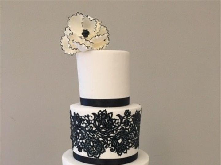 Tmx 1504899395135 Paulette Wedding Washington, District Of Columbia wedding cake