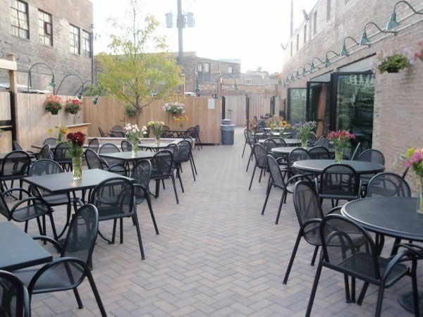 Tmx 1255452066636 OutdoorWeddingSetup Chicago, IL wedding catering