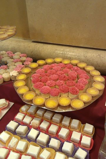 Tasty wedding desserts - Delights by Lisa
