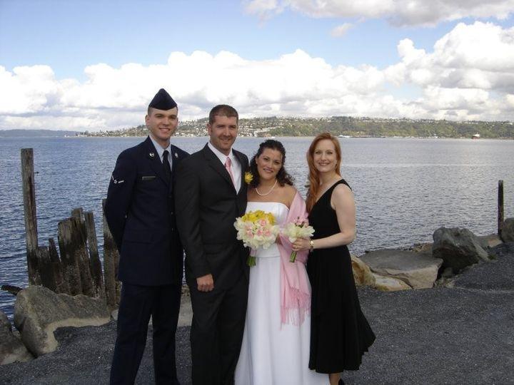 Tmx 1404849315993 Andrewjolene3 Tacoma, Washington wedding officiant