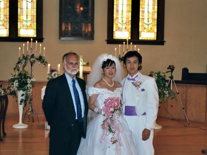 Tmx 1404854245274 Kinichimisako3 Tacoma, Washington wedding officiant