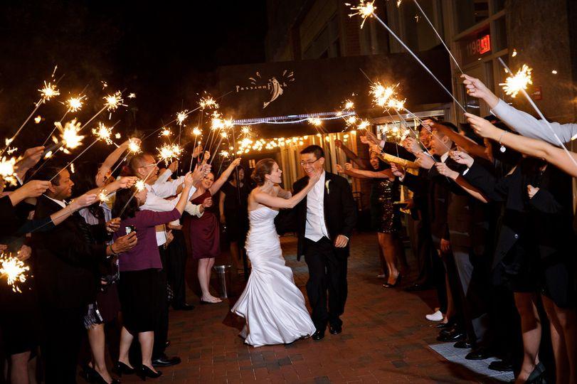Passionfish restaurant reviews ratings wedding for Passion fish reston va