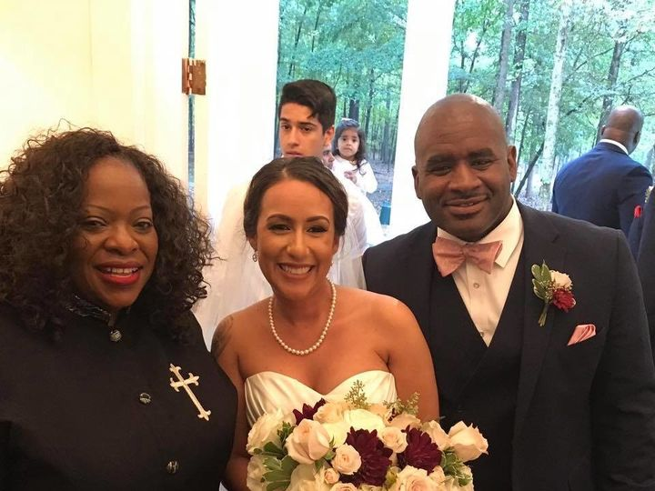 Tmx 1509419603554 Rahman And Briana Atlanta, Georgia wedding officiant
