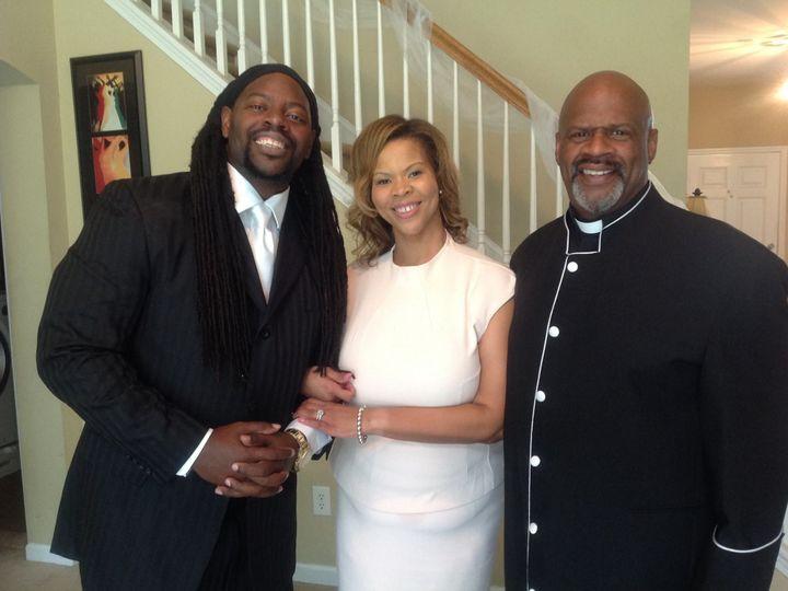 Tmx 1509419639510 Kenya And Shantara Atlanta, Georgia wedding officiant