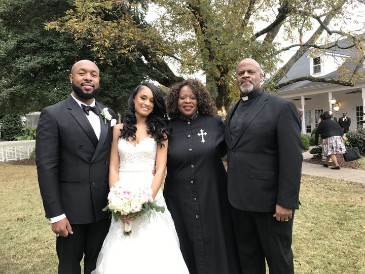 Tmx 1512527945428 0744c33e 01d3 4a59 9f4b Ea1dbc84936c Atlanta, Georgia wedding officiant