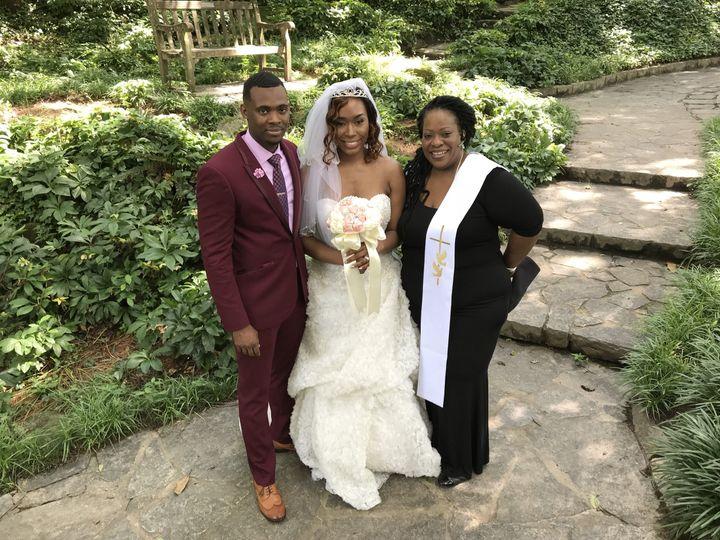 Tmx 1527314871 Ac2fedffec40e18d 1527314867 8010d638601b7508 1527314853213 4 AB1DCF19 560E 4348 Atlanta, Georgia wedding officiant