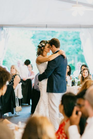 Couple dancing | Justin Johnson Photography