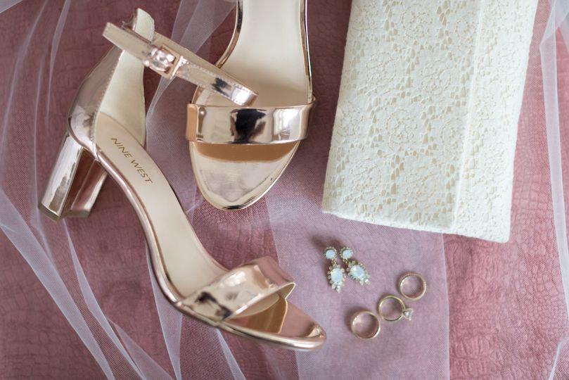 Bridal accessories | Vanessa Joy