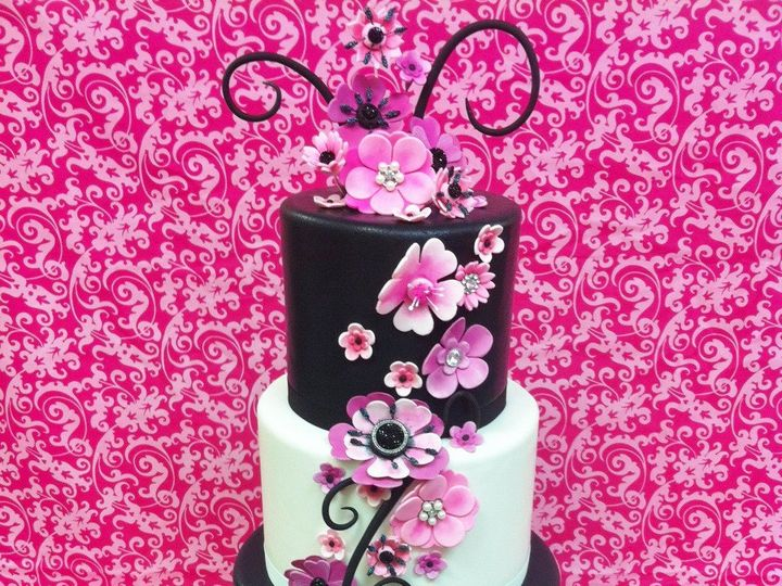 Tmx 1393713276390 Photo 4 Lakeland wedding cake