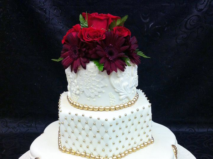 Tmx 1393713390206 232  Lakeland wedding cake