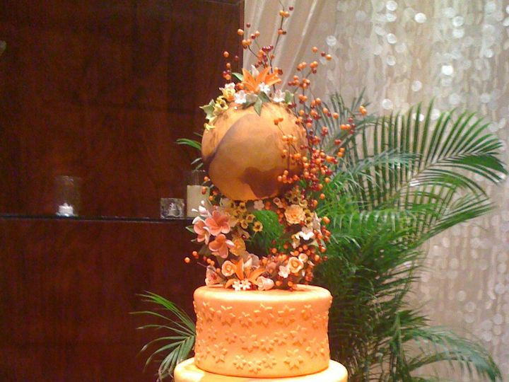 Tmx 1393713539323 Gallery Weddings 3 Lakeland wedding cake