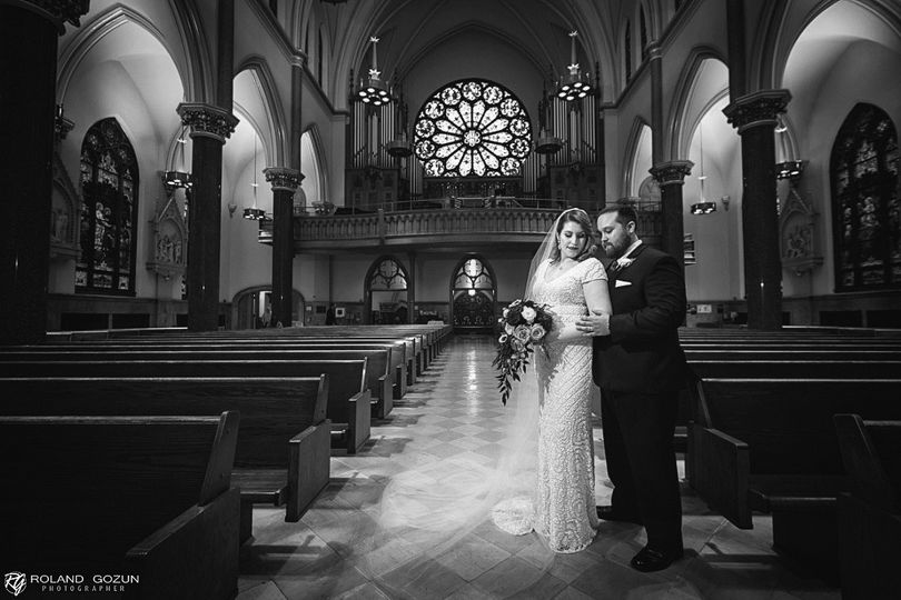 The bride and groom - Roland Gozun Photography