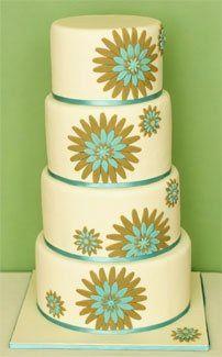 Tmx 1190410865156 Vintage Hamden wedding cake