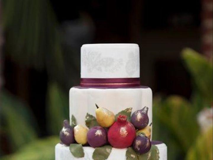 Tmx 1316828848577 20100628TWCUEEnvelopments0191 Hamden wedding cake