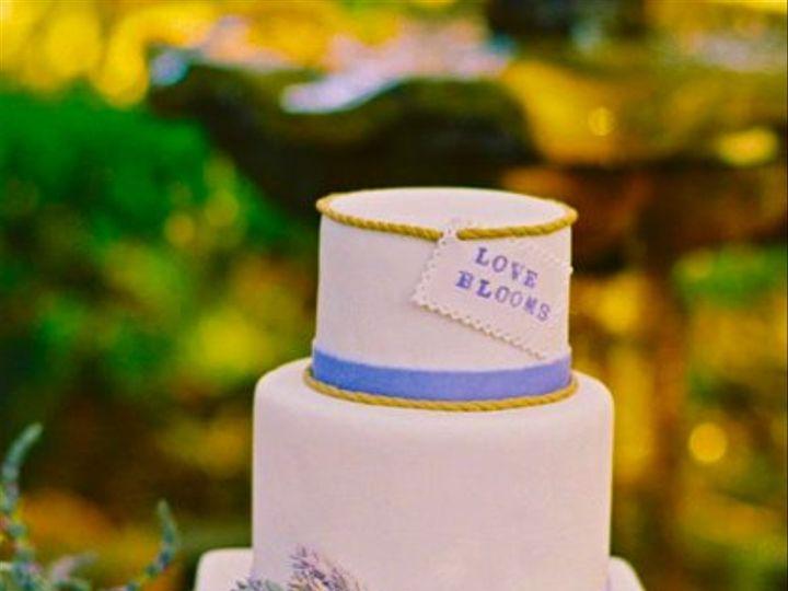 Tmx 1316828892709 Lavender Hamden wedding cake