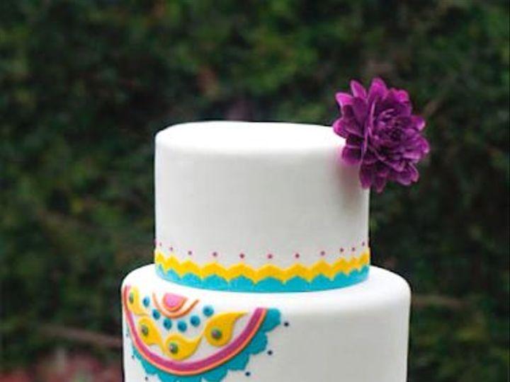 Tmx 1316828896781 Radhika Hamden wedding cake