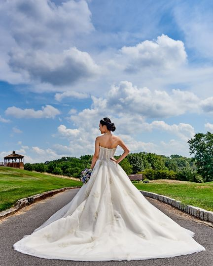 Beaver Brook CC Bride