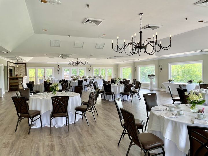 Ballroom Renovated 2021