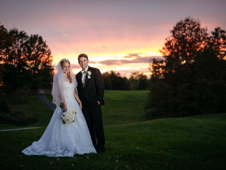 Tmx 1480369982275 November Sunset 2016 Wedding Annandale, NJ wedding venue