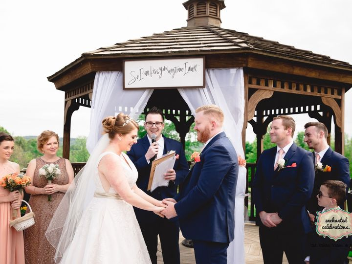 Tmx Breanna And Ryan Gazebo 51 123468 1571685048 Annandale, NJ wedding venue