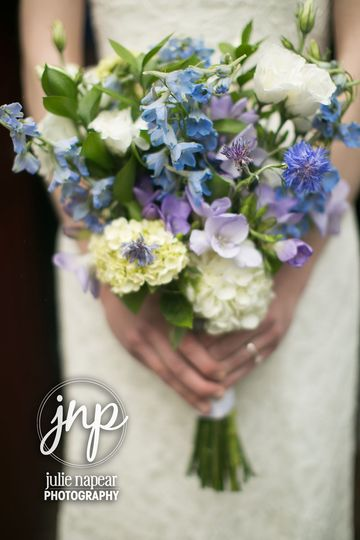 julie napear photography bouquet blue delphinium h