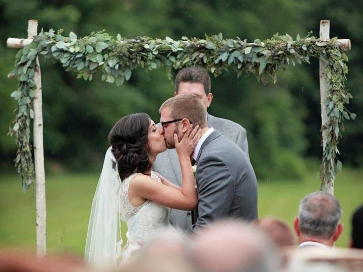 Tmx 1497634774807 Arch Hamilton wedding florist