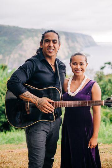 Bula and Hula Dancer Ashley
