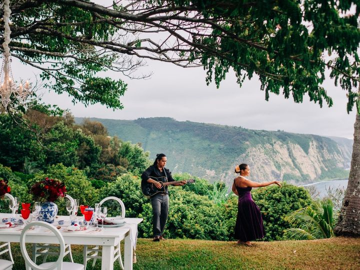 Tmx Stevenjason5reception112 51 474468 1573255373 Kailua Kona wedding ceremonymusic