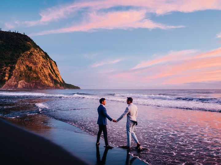 Tmx Waipio Newlyweds 51 474468 1573256773 Kailua Kona wedding ceremonymusic
