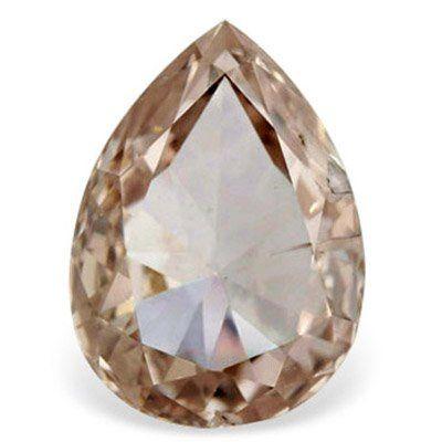 Tmx 1343990579536 PearRoseShapePinkDiamonds Rutherford wedding jewelry