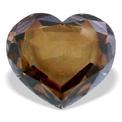 Tmx 1343990695189 HeartShapeChampagneDiamond Rutherford wedding jewelry