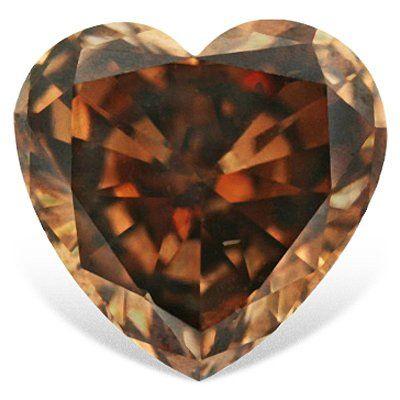 Tmx 1343990704801 HeartShapeNaturalChampagneDiamond Rutherford wedding jewelry