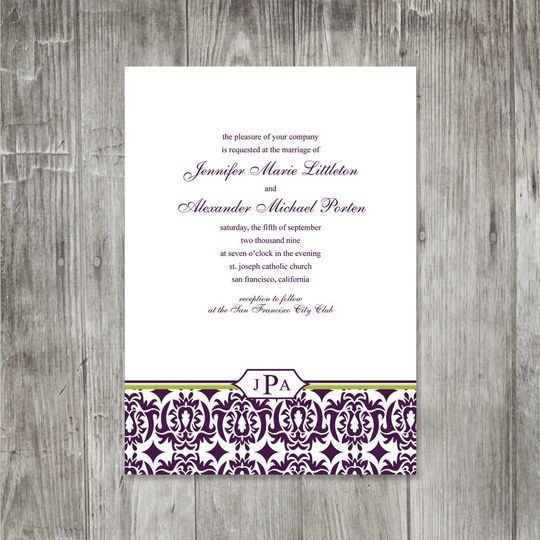 800x800 1416343211819 damaskbandweddinginvitation
