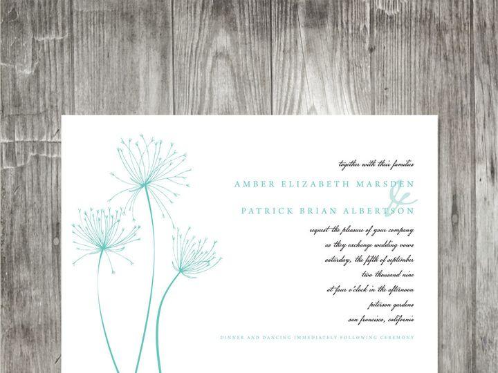 Tmx 1416343727399 Papyrusweddinginvitation Portland wedding invitation