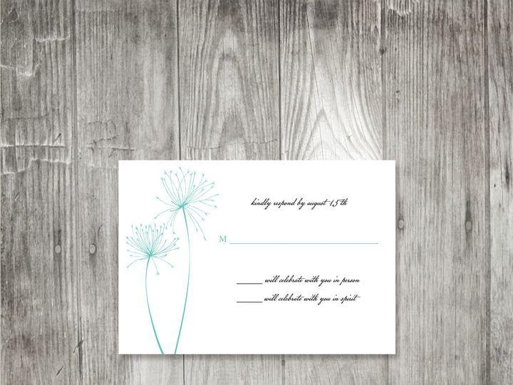 Tmx 1416343736627 Papyrusweddingresponse Portland wedding invitation