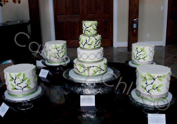 Tmx 1328396537019 Kellyrobinsonwatermark Raleigh, NC wedding cake