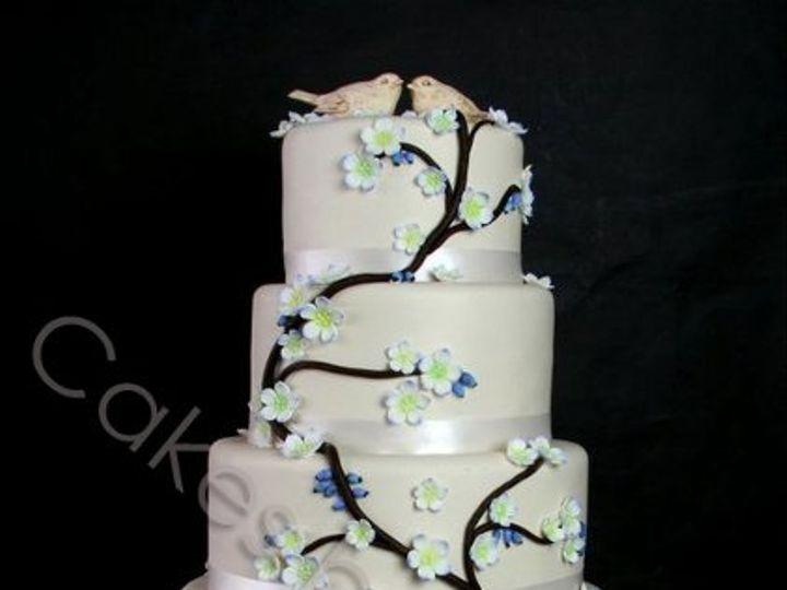 Tmx 1328396539092 Kerrwatermark Raleigh, NC wedding cake