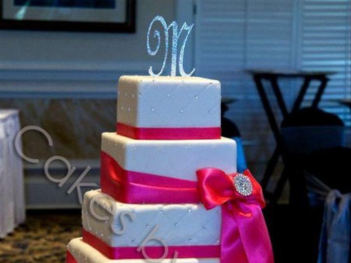 Tmx 1328396559453 Michaelawatermark Raleigh, NC wedding cake